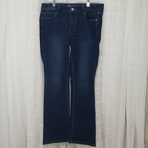 White House Black Market Boot Cut Jeans - Size 10S